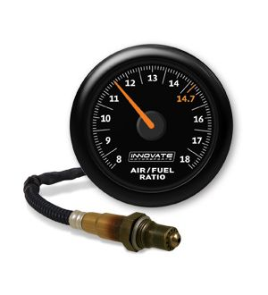 Innovate Motorsports MTX-AL: Wideband Air/Fuel Ratio Gauge