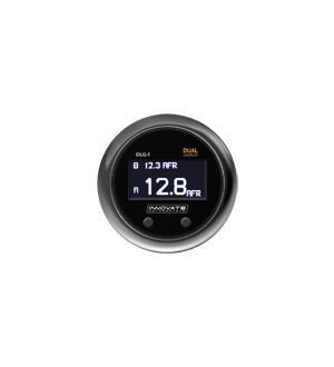 Innovate Motorsports  DLG-1: Dual Lambda (Air/Fuel Ratio) Gauge (Includes: Bosch LSU 4.9 sensors)