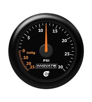 Innovate Motorsports MTX-A: 30 PSI Vacuum / Boost Gauge