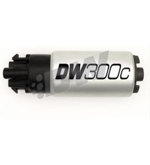 DeatschWerks DW300c Series Fuel Pump w/ Install Kit