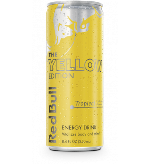 Red Bull Yellow Edition 12oz Energy Drink