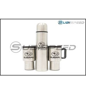 Subaru Stainless Travel Set / Coffee Mugs