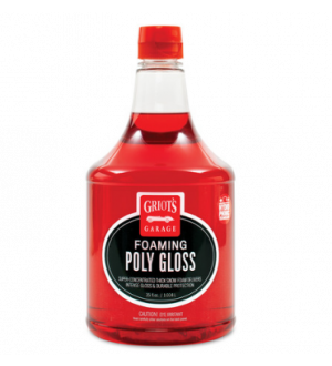 Griots Garage FOAMING POLY GLOSS - 1 Gallon