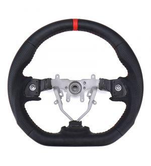 FactionFab Steering Wheel Leather WRX / STI 2008-2014 - FFA1.10205.5