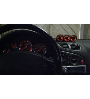 ProSport Mazda RX-7 triple gauge pod -52mm