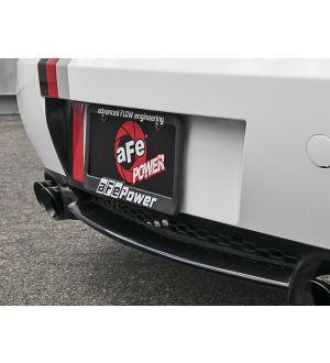 aFe Power Marketing Promotional PRM Frame License Plate: aFe Power