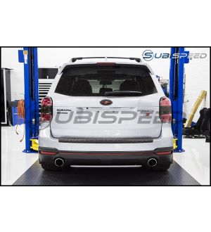Smoked Tail Light Overlays - 2014-2016 Forester
