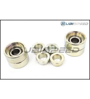 Cusco Front Lateral Link (Lower Arm Body Side) Pillow Ball Bushings - 2015+ WRX / 2015+ STI / 2013+ BRZ