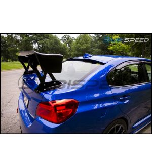 Varis Carbon Fiber GT Wing with Mounts - 2015+ WRX / 2015+ STI