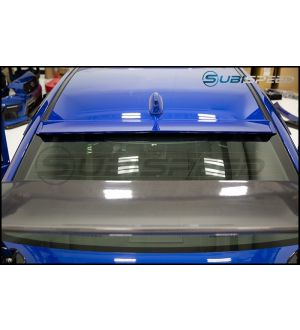 OLM KAZE STYLE PAINT MATCHED ROOF SPOILER - 2015+ WRX / STI