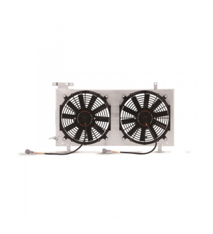 Mishimoto Plug and Play Aluminum Fan Shroud Kit