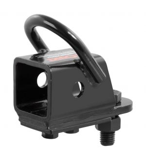 Curt Bolt-On ATV Tongue Adapter w/2in Receiver