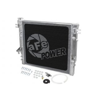 aFe BladeRunner Street Series Tube & Fin Aluminum Radiator 07-18 Jeep Wrangler (JK) V6-3.6L/3.8L
