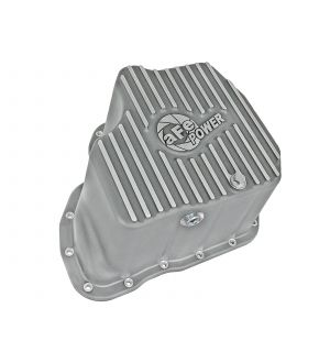 aFe Street Series Deep Engine Oil Pan 01-10 GM Duramax V8-6.6L (td)