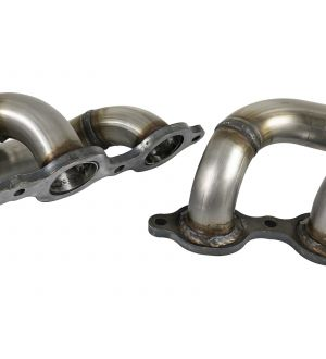 aFe Twisted Steel 1-3/4in 304SS Shorty Headers 2019 GM Silverado / Sierra 1500 V8-5.3L/6.2L
