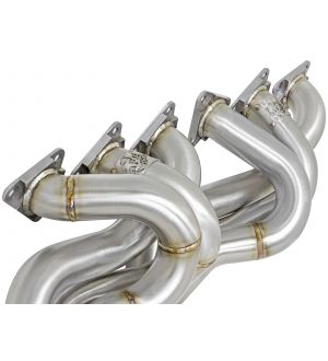 aFe Twisted Steel Headers (Street) 01-06 BMW M3 L6-3.2L S54