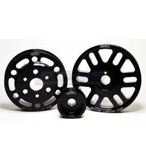 Go Fast Bits 3pc Lightweight Pulley Kit - 2013+ BRZ