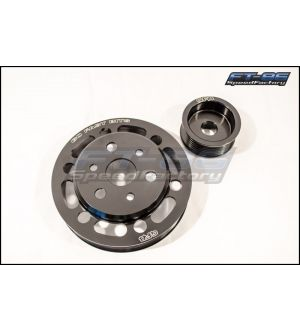 Go Fast Bits 2pc Pulley Kit - 2013+ BRZ