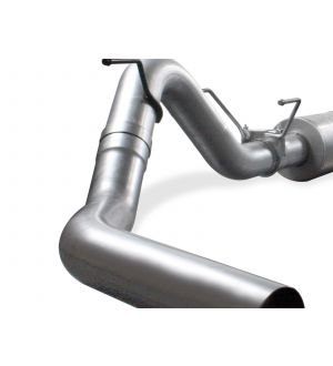 aFe Atlas Exhausts Test Pipe Al Steel EXH RP GM Diesel Trucks 07.5-10 V8-6.6L (td) LMM CCLB AL