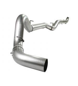 aFe Atlas Exhausts Test Pipe Al Steel EXH RP GM Diesel Trucks 07.5-10 V8-6.6L (td) LMM CCSB AL