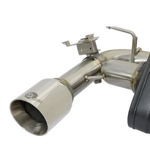 aFe MACH Force-Xp 3in 304 SS Cat-Back Exhaust w/Polished Tips 12-15 BMW 335i (F30) L6 3.0L (t) N55
