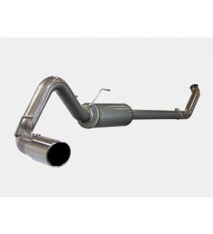 aFe MACHForce XP Exhausts Turbo-Back SS-409 EXH TB Dodge Diesel Trucks 04.5-09 L6-5.9L (td)