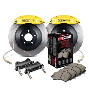 StopTech Big Brake Kit 2 Piece Rotor, Front 2 Box -  - 83.652.4600.81