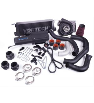 Vortech Supercharger Kit V-3 H67BC Air to Air IC Black Finish Tuner Scion FR-S 2013-2016 / Subaru BRZ 2013+ / Toyota 86 2017+