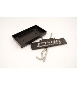 FT-86 SpeedFactory Battery Tray - 2013+ BRZ