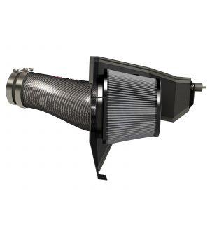 aFe POWER Magnum FORCE Carbon Fiber Stage 2 Pro Dry S CAIS - 11-18 Dodge Challenger/Charger V8-6.4L