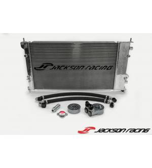 Jackson Racing FR-S/86/BRZ Dual Radiator/Oil Cooler