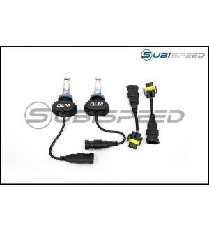 WRX Base/Premium Headlight + Fog LED Pack