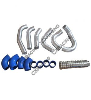 CX Racing Intercooler + Pipe Piping Kit For 00-07 Volvo P2 V70 XC70 2.4T S60