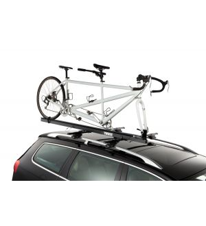 Thule Tandem Bike Carrier w/Pivoting Fork-Mount (Fits 1 Bike) - Black