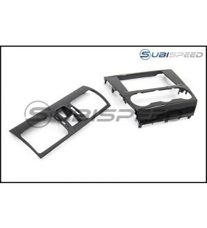 Scosche Double Din Mounting Kit and Bezel - 2015+ WRX / 2015+ STI / 2016+ Forester / 2015+ Crosstrek