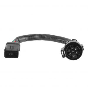 Curt Dodge Factory Harness Adapter (Dodge Vehicle to USCAR Socket)