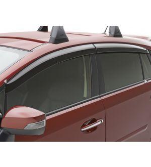 Subaru Window Rain Guards