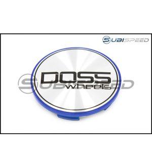 Doss FF2 18x9.5 +35 Plasma Blue - 2015+ WRX / STI