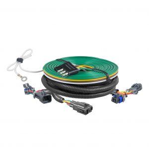 Curt 02-07 Saturn Vue Custom Towed-Vehicle RV Wiring Harness
