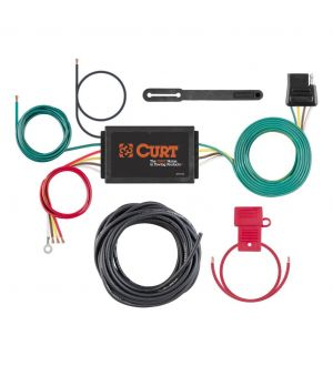Curt Universal Powered 3-to-2-Wire Taillight Converter