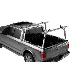 Thule TracRac Pro 2 Overhead Truck Rack (Super Duty) - Silver