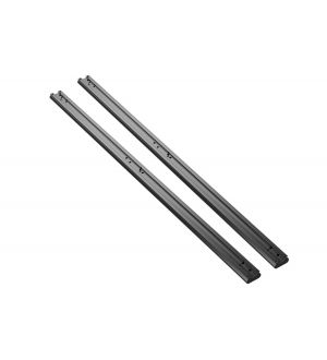 Thule TracRac SR Base Rails for Full Size/Long Bed Trucks - Black