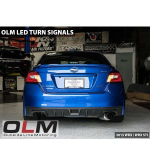 LED Rear Turn Signal Bulbs - 2015+ WRX / 2015+ STI / 2013+ BRZ / 2014+ Forester / 2013+ Crosstrek