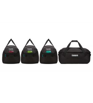 Thule GoPack Duffel Set (4-Pack) - Black