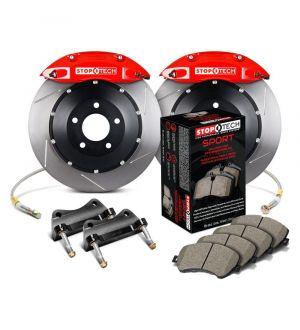 StopTech Big Brake Kit 2 Piece Rotor, Rear 2 Box 1991-2006 BMW - 83.149.0023.71