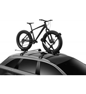 Thule UpRide FatBike Adapter (Fits Bikes w/3in.-5in. Wheels) - Black