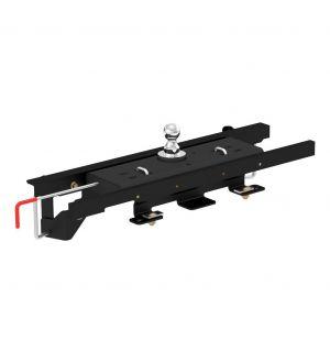 Curt 13-16 Ram 1500 Double Lock Gooseneck Hitch Kit w/Installation Brackets