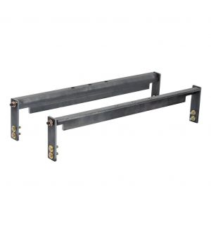 Curt Universal Over-Bed Gooseneck Installation Brackets
