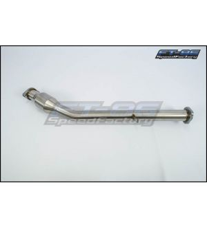 Private Label MFG Hi-Flow Catted Front Pipe - 2013+ BRZ