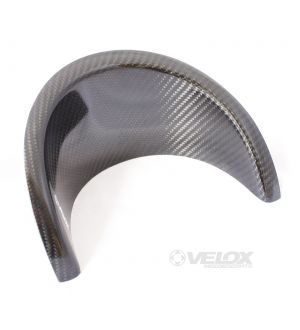 Velox Carbon Fiber Exhaust Finishers - 2013+ BRZ